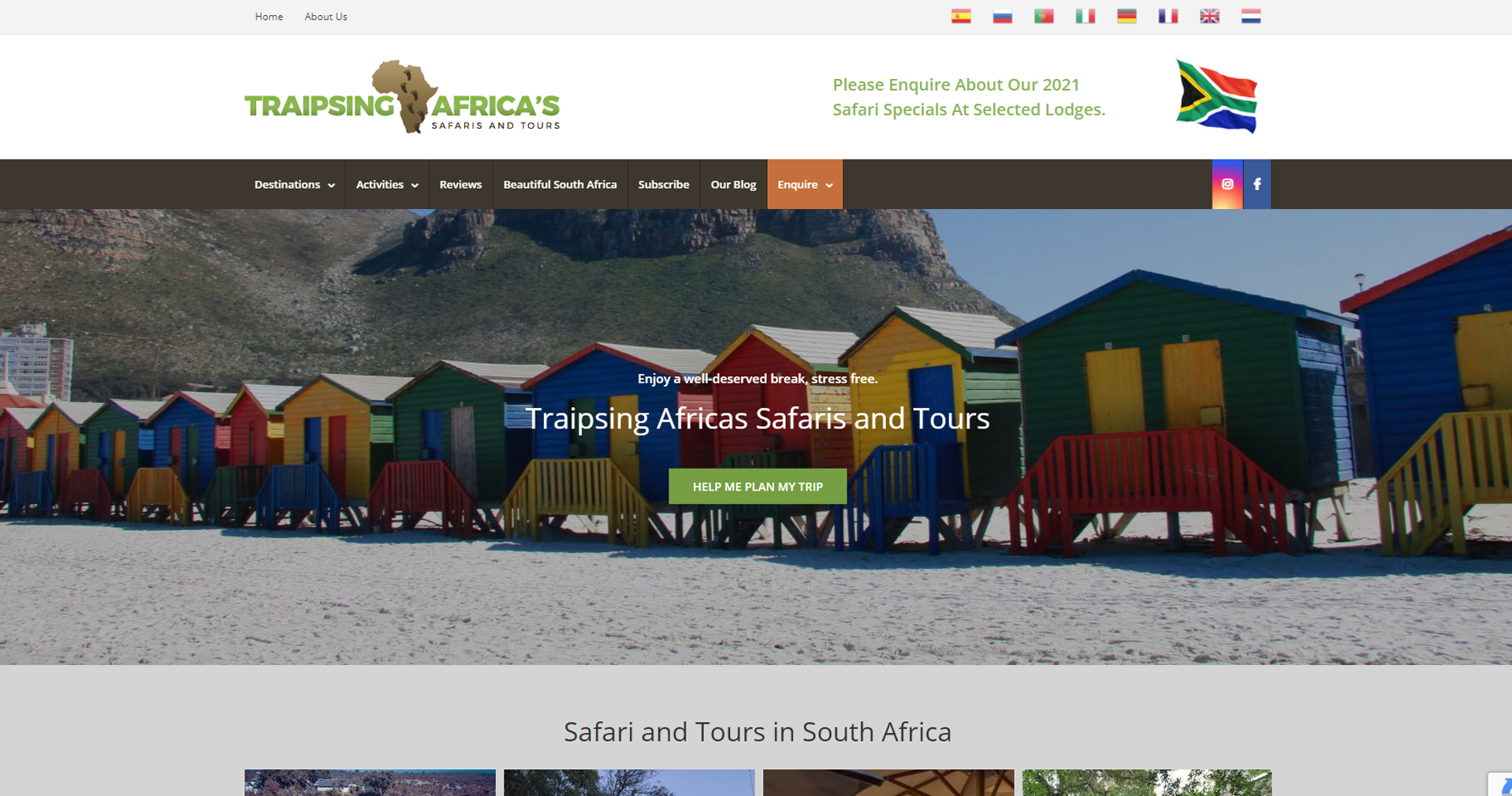 Web Design Port Elizabeth